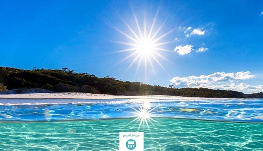 Sun burns - Choose the right Sun-tan lotion