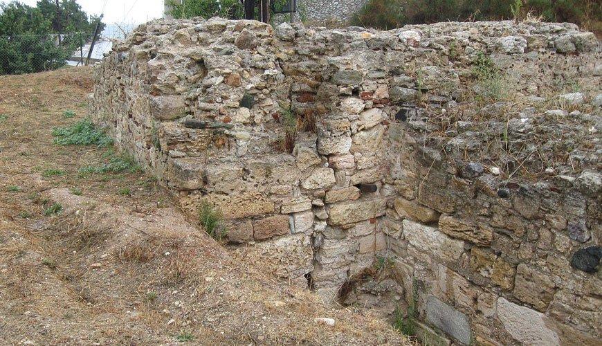 Ancient Potidaia