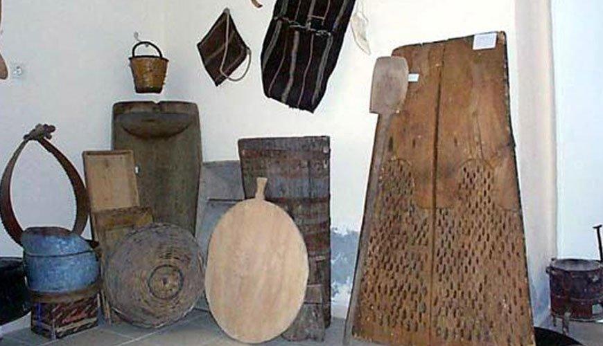 Folklore Museum at Poliyiros