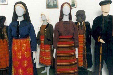 Folklore Collection at Vavdos