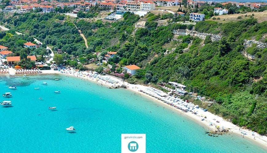 10 Beaches Of Halkidiki You Don't Want To Miss
