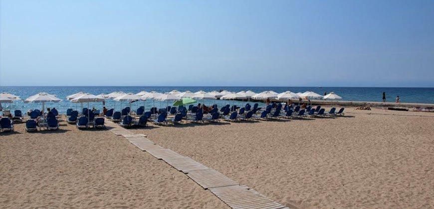 Kallikratia beach