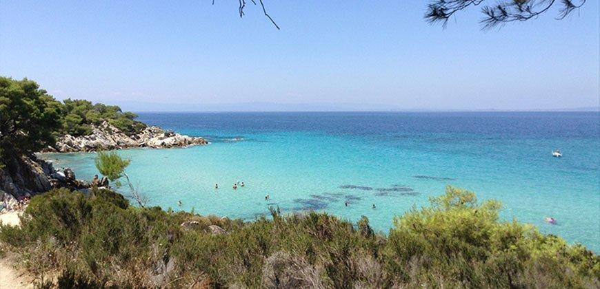Chrouso beach – Paliouri, Kassandra