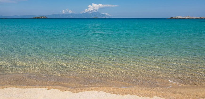 Kryaritsi beach