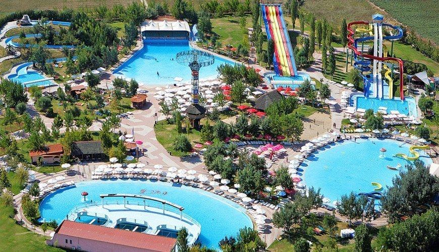 Day tour to Waterland Thessaloniki