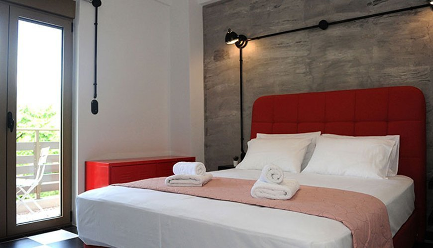 Candy Boutique Rooms Asprovalta