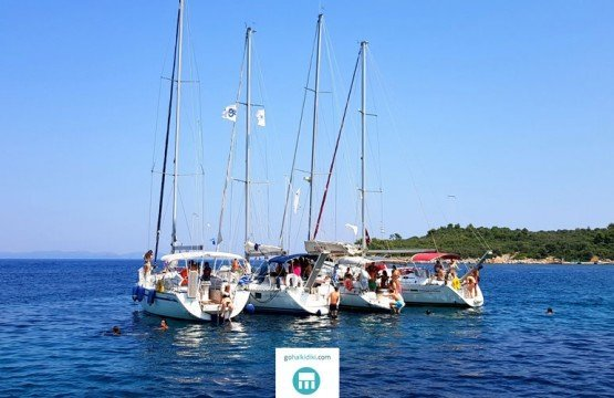 Sailing Cruises Are a Must when You Visit Halkidiki