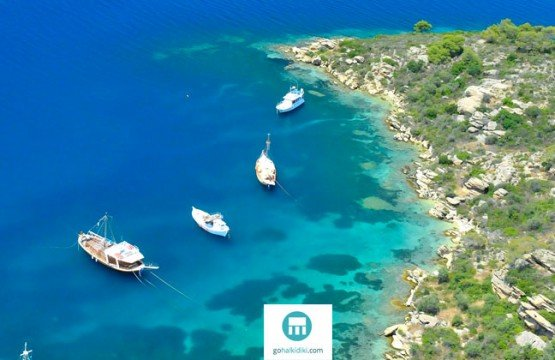 Time to Spend Your Summer Holidays in Halkidiki