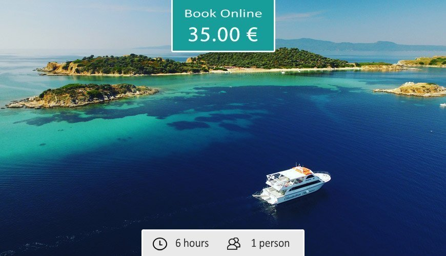 Blue Lagoon Round Tour – Sithonia's Beaches
