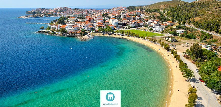 Top 10 Beaches for Families in Halkidiki, Greece