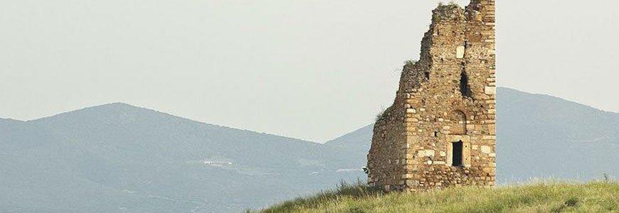 Tower of Mariana – Olinthos