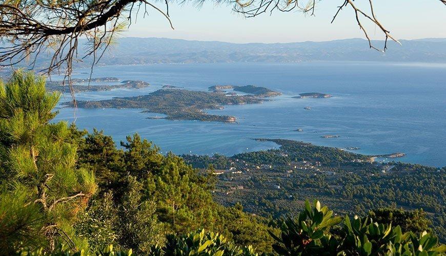 Diaporos islands