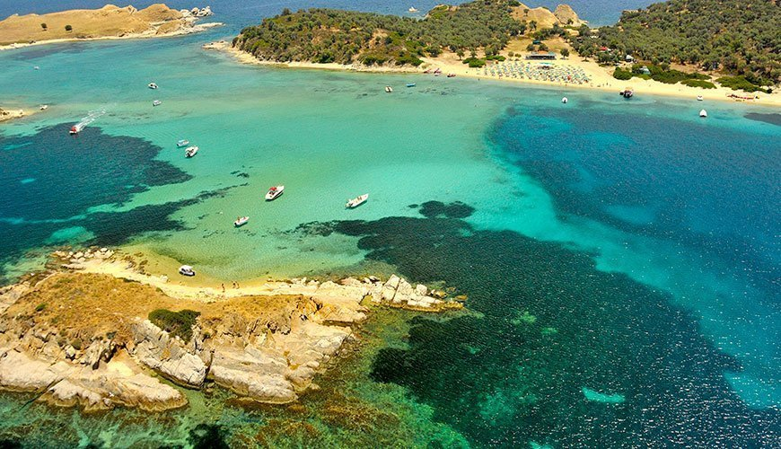 Drenia Islands