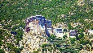 History of Halkidiki - Mount Athos
