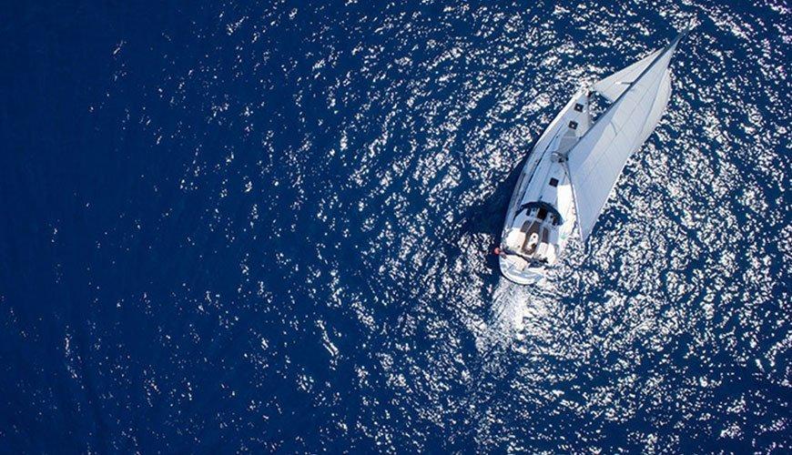 Sailing Halkidiki