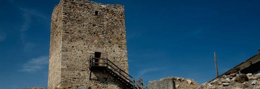 The tower of Krouna