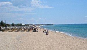 West coast of Halkidiki, Greece