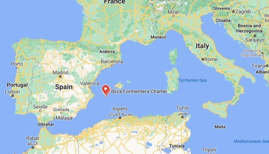 Ibiza and Formentera, Balearic Islands